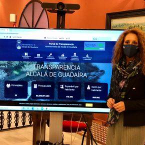 Ciudadanos apuesta por la transparencia municipal con la apertura del nuevo portal digital del Ayuntamiento de Alcalá de Guadaíra