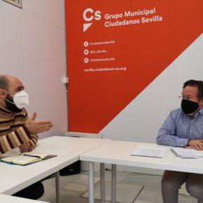 """Ciudadanos reclama una revisión de la ordenanza de patinetes """"de la mano del sector"""" al quedar """"obsoleta"""" la norma actual"""