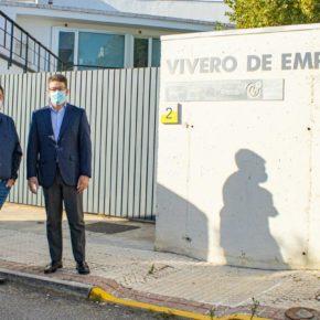 """Ciudadanos aplaude que la Diputación de Sevilla incorpore a sus presupuestos una partida """"naranja"""" para el vivero de empresas de Castilleja de la Cuesta"""