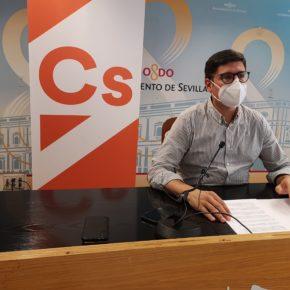 """Ciudadanos cifra en """"más de 25 millones de euros"""" las ayudas del presupuesto a los sectores más afectados por la crisis"""