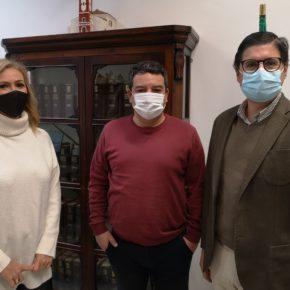 """Pimentel: """"La gestión de Ciudadanos en Almadén de la Plata es la herramienta más eficaz para luchar contra la despoblación"""""""