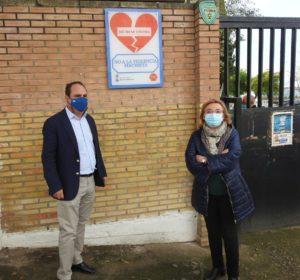 Ciudadanos Alcalá de Guadaíra impulsa en los colegios una campaña contra la violencia de género
