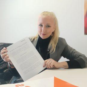 Ciudadanos pide al Pleno de Camas complementar el coste/hora del Servicio de Ayuda a Domicilio