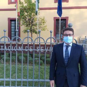 """Benjumea: """"La provincia de Sevilla contará con otro millón de euros para las obras del PFEA gracias al firme compromiso de Ciudadanos con el municipalismo"""""""