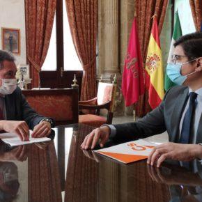 """Ciudadanos alcanza un principio de acuerdo para incorporar al presupuesto """"las líneas naranjas para la reactivación"""""""