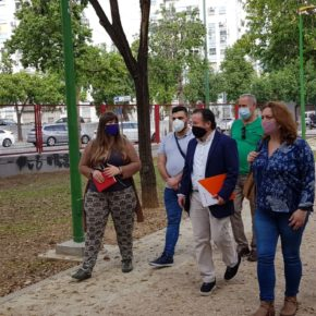 Ciudadanos solicita un listado de las tuberías de fibrocemento que todavía no se han retirado de las calles de Sevilla