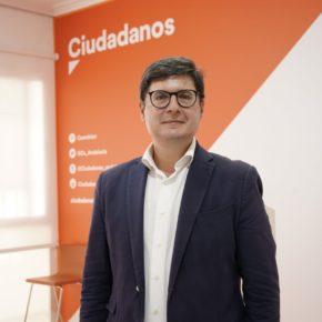 """Pimentel: """"Los autónomos y las pymes de Sevilla saben que tienen en Ciudadanos a su mejor aliado frente a la pandemia"""""""