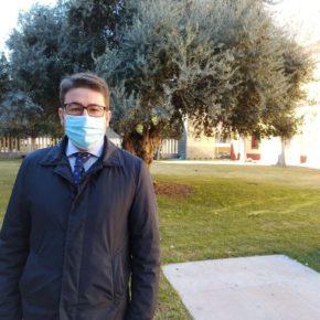 """Benjumea califica de """"extraordinaria noticia"""" el aumento del 15% de la aportación de la Junta de Andalucía al PFEA como medida """"esencial"""" para frenar la despoblación"""