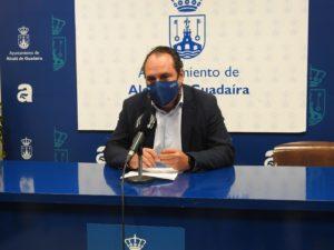 Ciudadanos  destaca la importante apuesta por la educación en los presupuestos para 2021 de Alcalá de Guadaíra