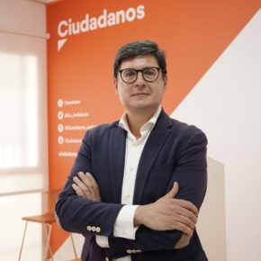 """Pimentel (Cs): """"Que quede claro que del presupuesto que hemos pactado Ciudadanos y el PSOE no se va a mover ni una coma"""""""