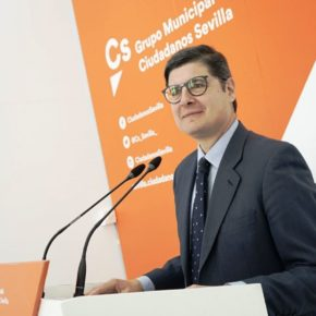 """Pimentel: """"Ciudadanos abre la puerta laboral a más de 600 jóvenes sevillanos gracias a la reactivación la Formación Profesional para el Empleo"""""""