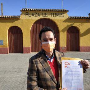 Ciudadanos exige al Ayuntamiento de Écija cumplir el acuerdo sobre el mantenimiento y conservación de la plaza de toros