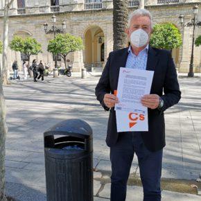 """Ciudadanos propone la implantación de papeleras de recogida selectiva para """"fomentar el reciclaje"""" entre los sevillanos"""