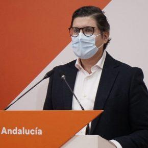 """Pimentel: """"Las nuevas ayudas a la contratación de colectivos prioritarios muestran que Ciudadanos es garantía de nuevas oportunidades y empleo en la provincia de Sevilla"""""""