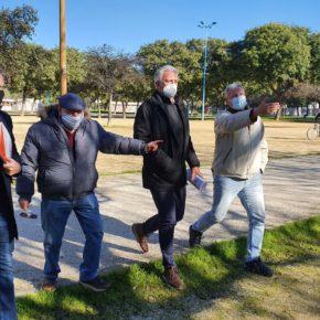 """Ciudadanos insta al gobierno local a """"ejecutar cuanto antes"""" la construcción del bulevar previsto en la Ronda Urbana Norte"""