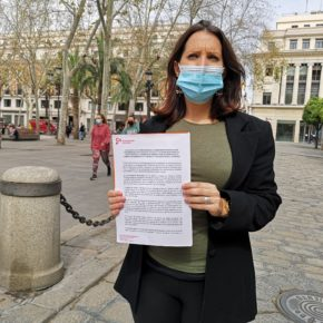 Ciudadanos pedirá en el Pleno que Sevilla exija una rectificación del recorte de ayudas estatales para luchar contra la violencia de género