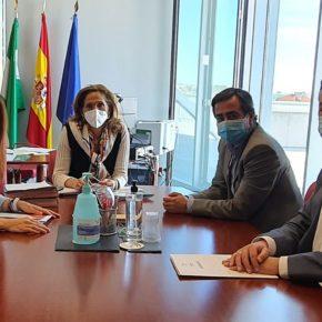 """Ciudadanos trabaja para """"impulsar la reapertura de la oficina de Andalucía Orienta"""" en San Juan de Aznalfarache"""