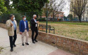 """Ciudadanos reclama """"una solución definitiva"""" para """"el solar abandonado"""" de la calle San Vicente de Paúl en Triana"""