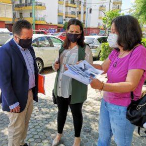 """Ciudadanos lamenta la """"sensación de inseguridad"""" que sufren los vecinos de la Macarena y reclama """"más Policía Nacional"""""""