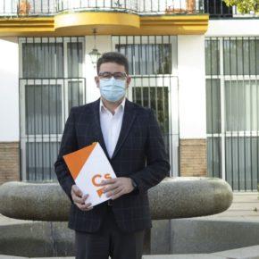 """Benjumea: """"En Cs lamentamos que el proyecto de carril bici de la Diputación que conectará Palomares con Mairena siga guardado en un cajón por la falta de comunicación de sus alcaldes socialistas"""""""