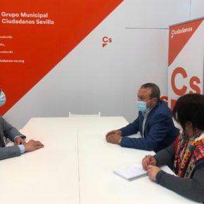 Ciudadanos reclama al gobierno local la incorporación de los autónomos al Consejo Económico y Social de Sevilla