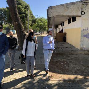 """Ciudadanos advierte del """"escenario alarmante de inseguridad"""" que se vive en el entorno del Centro de Salud de las Letanías"""