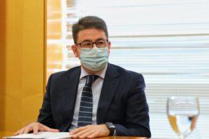 """Ciudadanos lamenta que el Gobierno de Sánchez """"no cumpla con su palabra"""" rebajando su compromiso de aportar el 15% al 9,2% al PFEA 2021"""