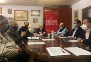 """Ciudadanos compromete con los empresarios una campaña de """"mejora,impulso y desarrollo"""" de los polígonos industriales"""