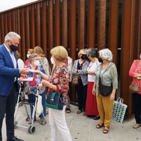 Ciudadanos entregará al gobierno en el Pleno las más de mil firmas vecinales para retirar la Biciestación de San Bernardo