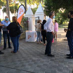 Ciudadanos subraya la eliminación del impuesto de plusvalía mortis causa como uno de sus hitos en estos dos años en el Ayuntamiento de Dos Hermanas