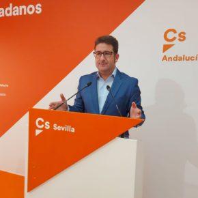 """Benjumea: """"Ciudadanos tiene una gran noticia para los ayuntamientos de Sevilla: podrán aplazar su deuda con la Junta para acceder a fondos europeos y garantizar así los servicios públicos"""""""