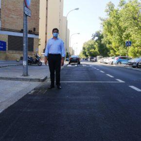 """Ciudadanos denuncia """"cambios a espaldas de los vecinos"""" en el proyecto de reurbanización de la Ronda de los Tejares"""