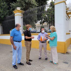 """Ciudadanos exige """"un nuevo plan de movilidad en Nervión"""" ante la """"inminente apertura"""" del hospital de San Juan de Dios"""