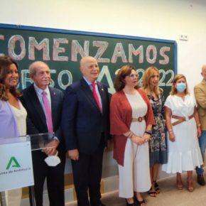 Cs Sevilla valora el esfuerzo inversor de la Consejería de Educación para disponer de la mayor plantilla docente a pesar de la disminución de alumnado