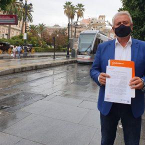 """Ciudadanos alerta de """"la cancelación encubierta"""" de la Semana de la Movilidad y critica al gobierno por """"cruzarse de brazos"""""""