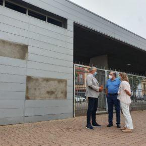 """Ciudadanos exige al gobierno que """"revierta el abandono"""" de los quioscos de la Ranilla y los Bermejales y """"licite su explotación"""""""