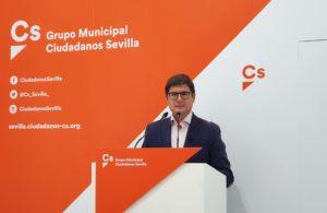 """Ciudadanos rechaza la """"politización"""" del Consejo de Comercio y lamenta que """"se excluya sin motivo"""" a parte de los empresarios"""